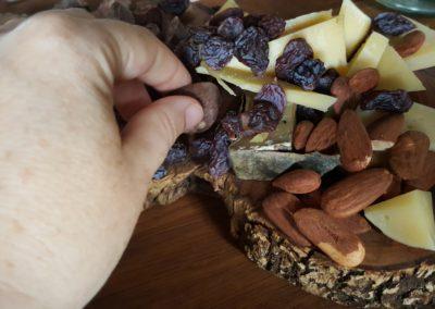 Frutos secos Gastroteca Mauricio